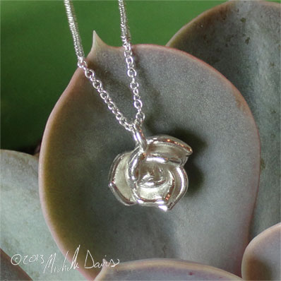 Succulent Jewelry Series