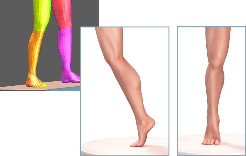 legs vid
