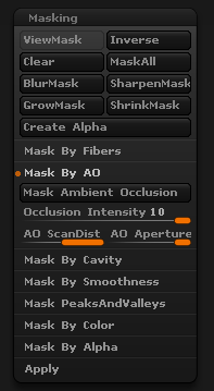 zbrush ambient occlusion masking