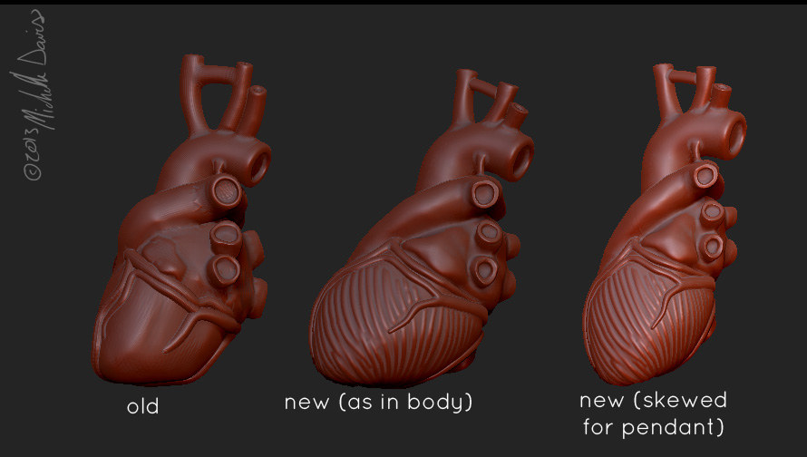 heart render comparisons